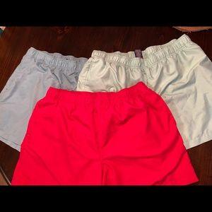 * 3/$30 George shorts / XL / swim / athletic